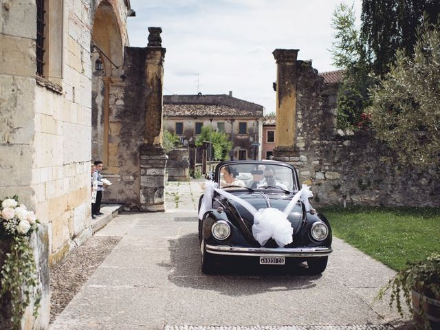 Il matrimonio di Raffaele e Silvia a San Pietro in Cariano, Verona 22
