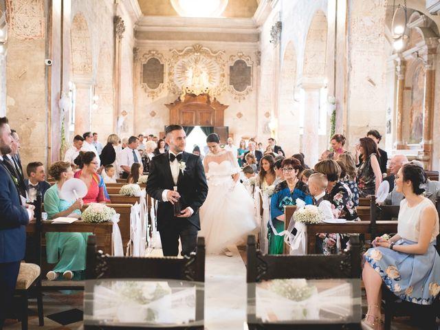 Il matrimonio di Raffaele e Silvia a San Pietro in Cariano, Verona 25