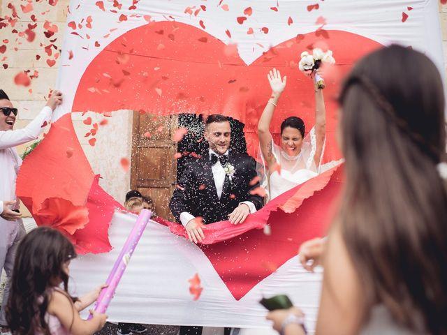 Il matrimonio di Raffaele e Silvia a San Pietro in Cariano, Verona 27