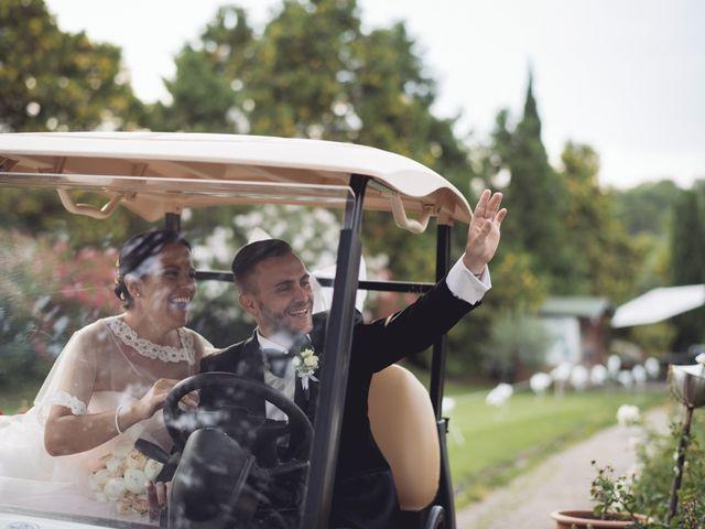 Il matrimonio di Raffaele e Silvia a San Pietro in Cariano, Verona 52
