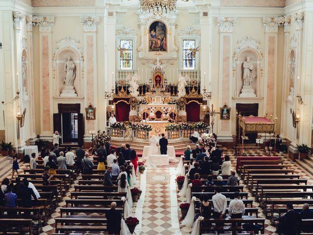 Il matrimonio di Andrea e Linda a Fratta Polesine, Rovigo 11