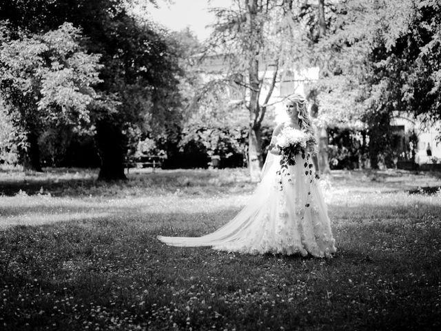 Il matrimonio di Andrea e Linda a Fratta Polesine, Rovigo 18