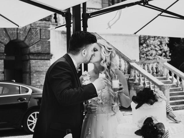 Il matrimonio di Andrea e Linda a Fratta Polesine, Rovigo 27