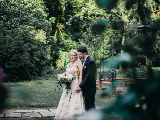 Il matrimonio di Andrea e Linda a Fratta Polesine, Rovigo 28