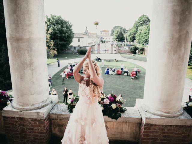 Il matrimonio di Andrea e Linda a Fratta Polesine, Rovigo 31