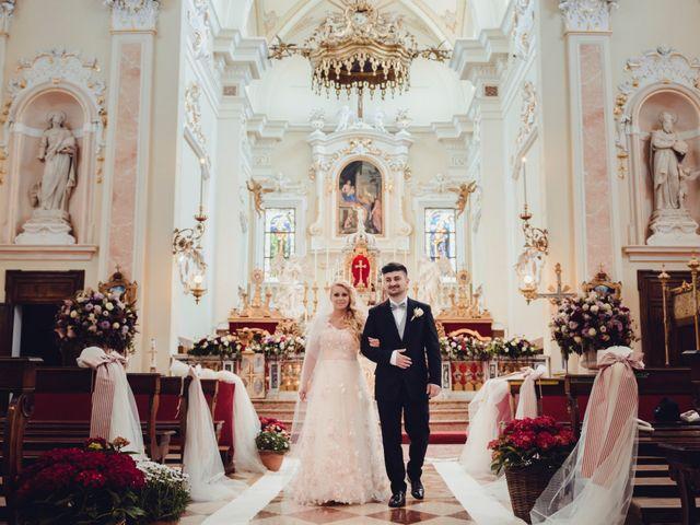 Il matrimonio di Andrea e Linda a Fratta Polesine, Rovigo 48