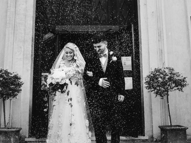 Il matrimonio di Andrea e Linda a Fratta Polesine, Rovigo 49