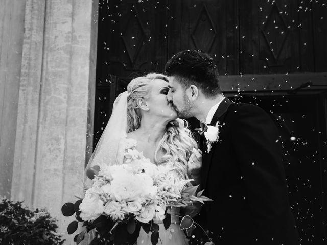 Il matrimonio di Andrea e Linda a Fratta Polesine, Rovigo 50