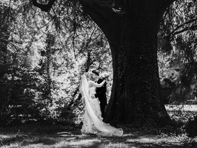 Il matrimonio di Andrea e Linda a Fratta Polesine, Rovigo 53