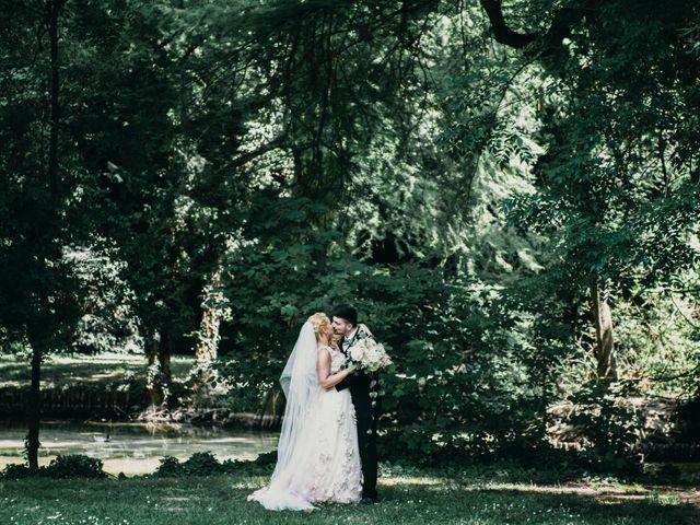 Il matrimonio di Andrea e Linda a Fratta Polesine, Rovigo 55