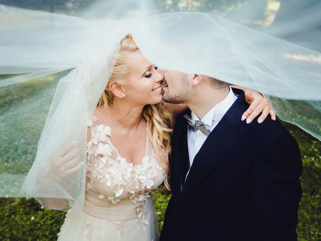 Il matrimonio di Andrea e Linda a Fratta Polesine, Rovigo 57