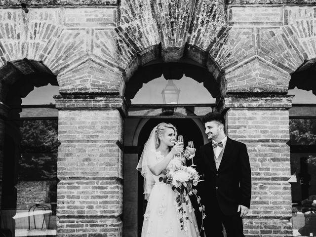Il matrimonio di Andrea e Linda a Fratta Polesine, Rovigo 58