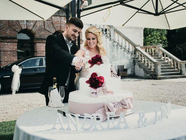 Il matrimonio di Andrea e Linda a Fratta Polesine, Rovigo 59