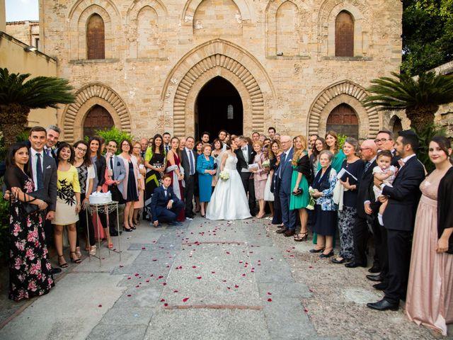 Il matrimonio di Salvo e Valeria a Palermo, Palermo 10
