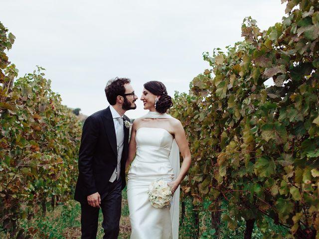 Le nozze di Ilenia e Venanzio
