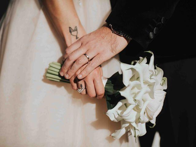 Le nozze di Riccarda e Gianfranco