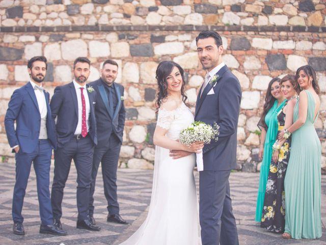 Le nozze di Alessandra e Saverio