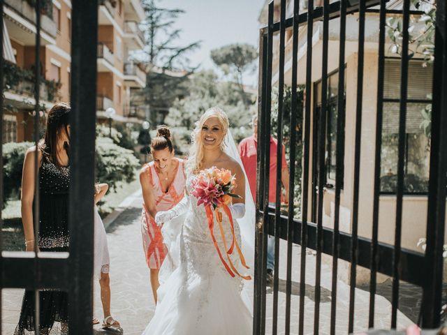Il matrimonio di Agostino e Elisa a Roma, Roma 53