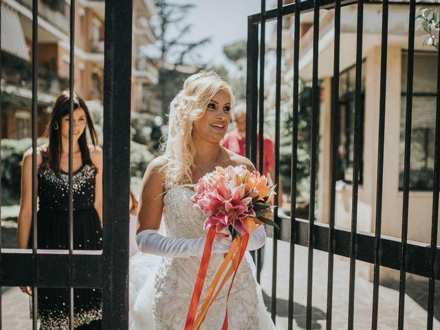 Il matrimonio di Agostino e Elisa a Roma, Roma 54