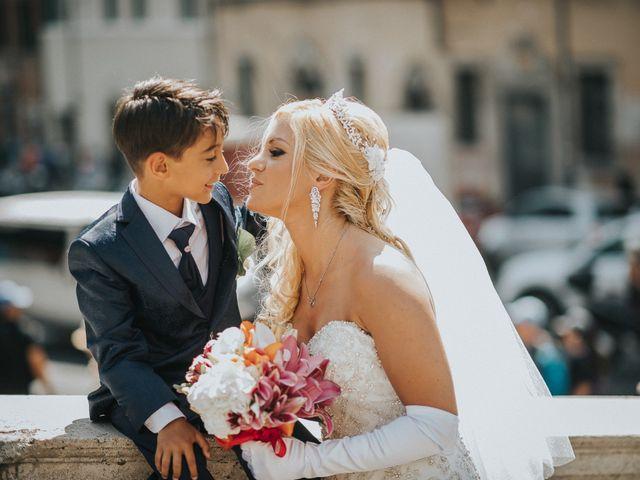 Il matrimonio di Agostino e Elisa a Roma, Roma 55