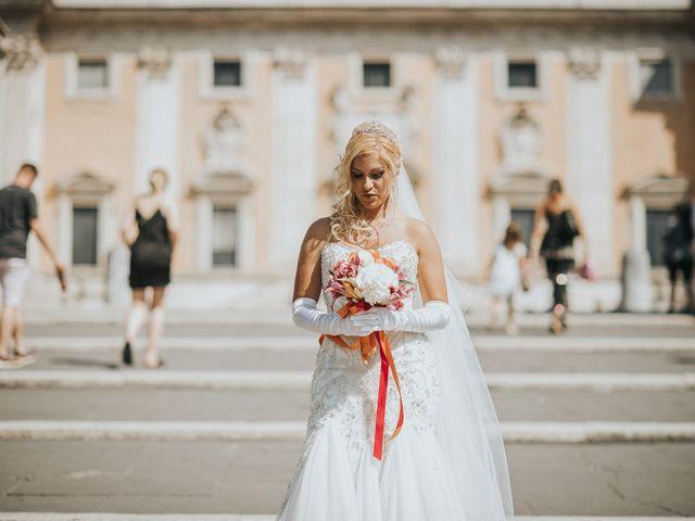 Il matrimonio di Agostino e Elisa a Roma, Roma 56