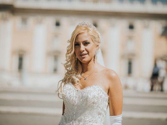 Il matrimonio di Agostino e Elisa a Roma, Roma 57