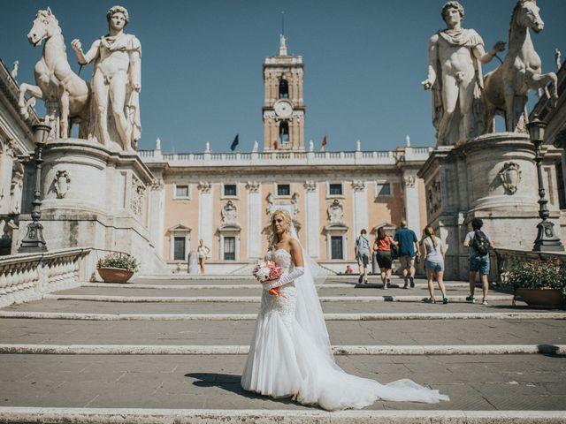 Il matrimonio di Agostino e Elisa a Roma, Roma 58