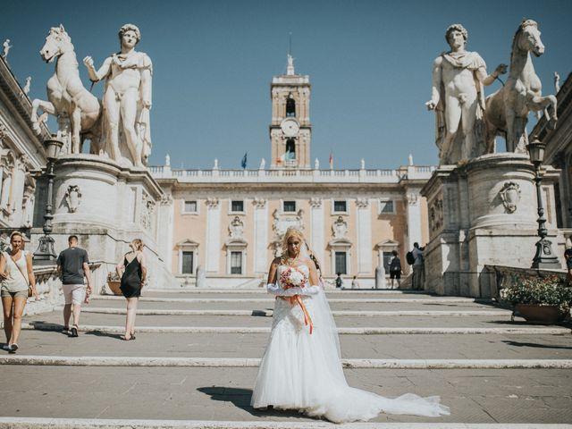 Il matrimonio di Agostino e Elisa a Roma, Roma 60