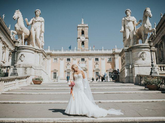 Il matrimonio di Agostino e Elisa a Roma, Roma 61