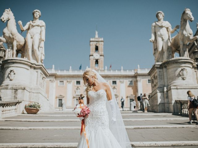 Il matrimonio di Agostino e Elisa a Roma, Roma 62