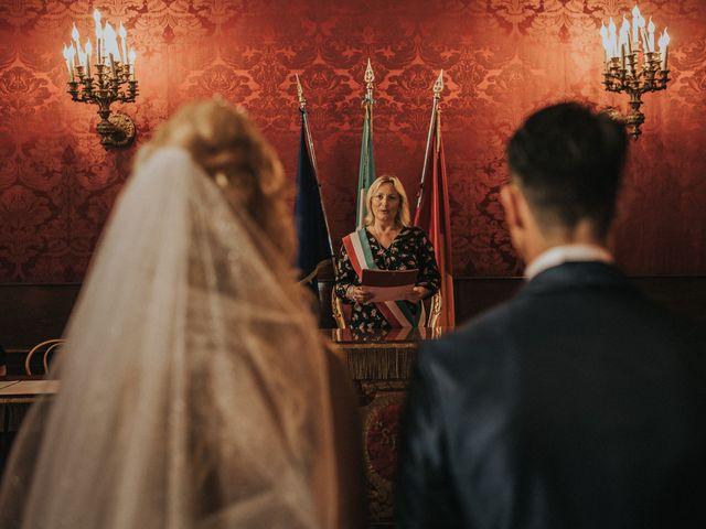 Il matrimonio di Agostino e Elisa a Roma, Roma 73