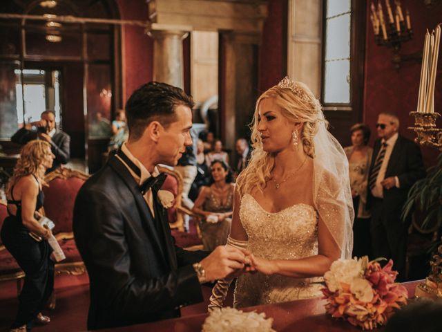 Il matrimonio di Agostino e Elisa a Roma, Roma 76