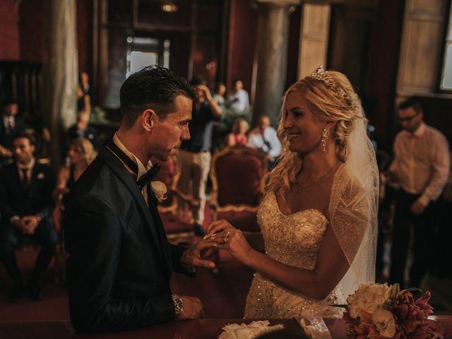 Il matrimonio di Agostino e Elisa a Roma, Roma 79
