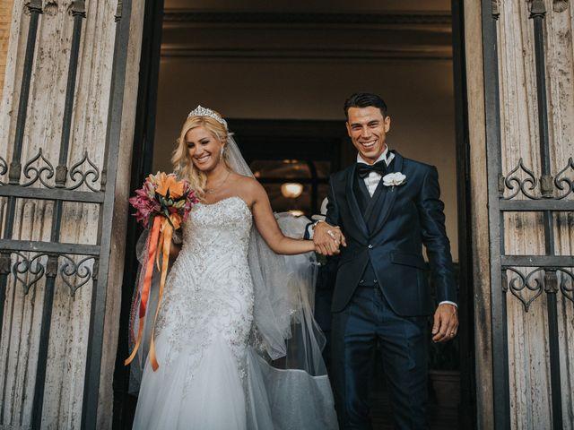 Il matrimonio di Agostino e Elisa a Roma, Roma 83