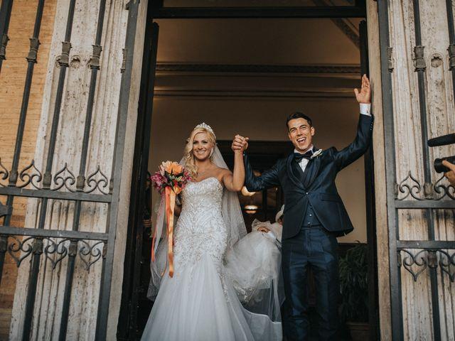 Il matrimonio di Agostino e Elisa a Roma, Roma 84
