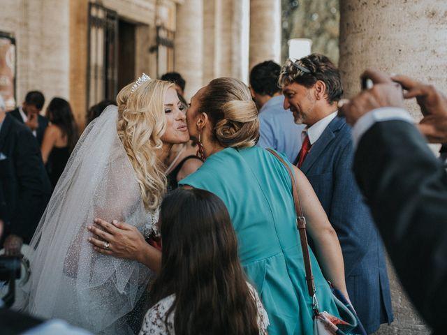 Il matrimonio di Agostino e Elisa a Roma, Roma 85