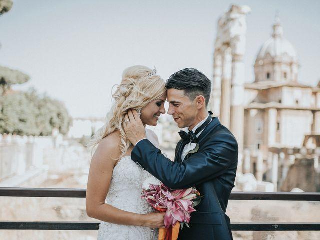 Il matrimonio di Agostino e Elisa a Roma, Roma 86