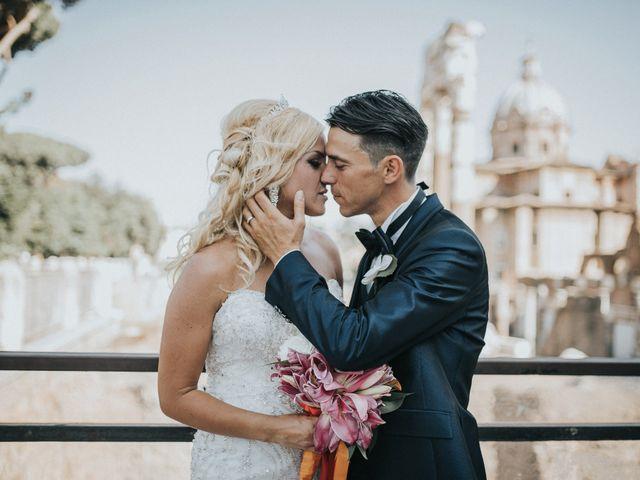 Il matrimonio di Agostino e Elisa a Roma, Roma 88