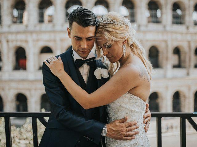 Il matrimonio di Agostino e Elisa a Roma, Roma 91