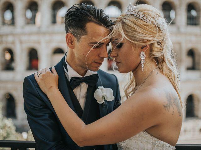 Il matrimonio di Agostino e Elisa a Roma, Roma 92