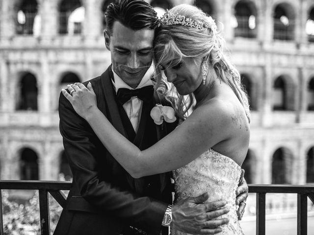 Il matrimonio di Agostino e Elisa a Roma, Roma 94
