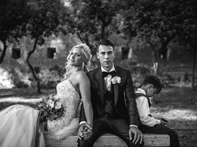 Il matrimonio di Agostino e Elisa a Roma, Roma 95