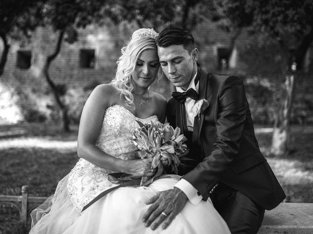 Il matrimonio di Agostino e Elisa a Roma, Roma 97