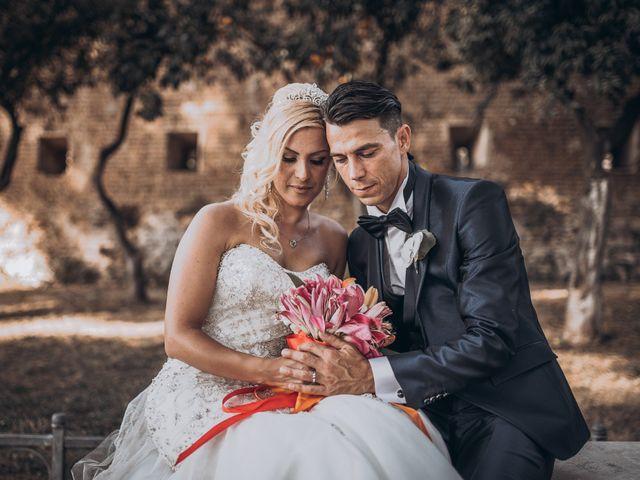 Il matrimonio di Agostino e Elisa a Roma, Roma 98