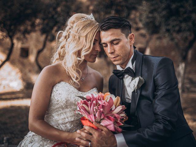 Il matrimonio di Agostino e Elisa a Roma, Roma 99