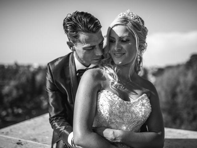 Il matrimonio di Agostino e Elisa a Roma, Roma 101