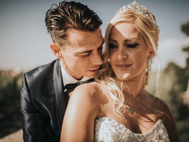 Il matrimonio di Agostino e Elisa a Roma, Roma 103