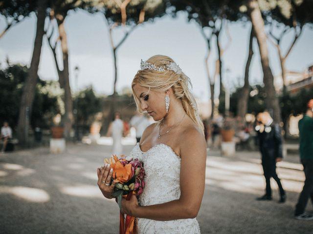 Il matrimonio di Agostino e Elisa a Roma, Roma 105