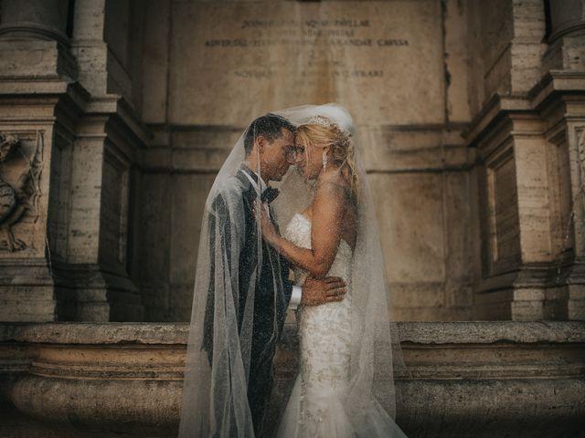 Il matrimonio di Agostino e Elisa a Roma, Roma 109