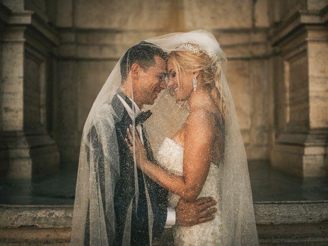 Il matrimonio di Agostino e Elisa a Roma, Roma 112